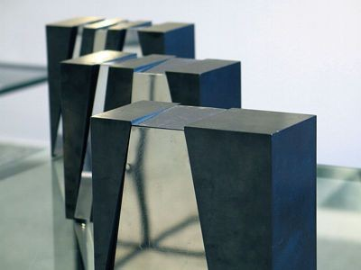 "Rzeźba ""Sindiazmos"" Joto Giotto Dimitrowa"