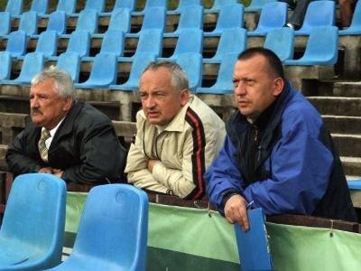 Józef Pokładek, Jan Woch i Piotr Bieńkowski