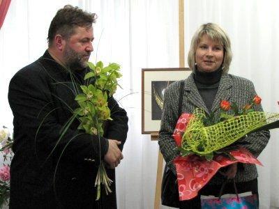Anna Bober-Tubaj i Janusz Moniatowicz