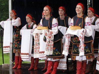 Tancerze grupy Karpati wystąpili na dużej scenie