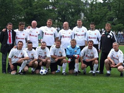 Zespół Legia Champions