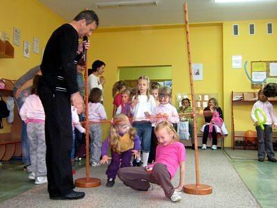 Dla dzieci przygotowano szereg atrakcji