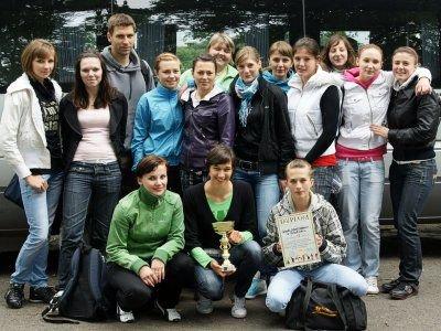 """Uczennice """"elektronika"""" powtórzyły zeszłoroczny sukces i obroniły drugie miejsce w województwie"""