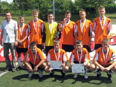 Piłkarze z Nowogrodźca