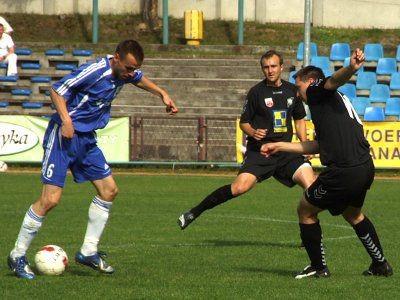 Mimo gry w 10 Górnik pokonał BKS 2:0