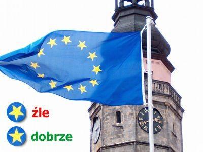 Flagę zawieszono do góry nogami. Gwiazdy powinny być skierowane jedym ramieniem ku górze. Zdjęcie z godz. 14:40.