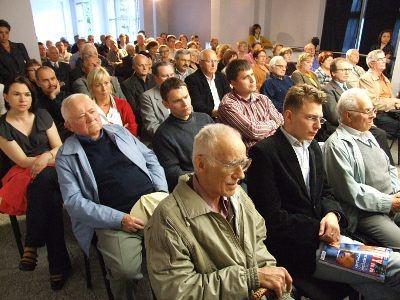 Konferencja cieszyła się dużym zainteresowaniem