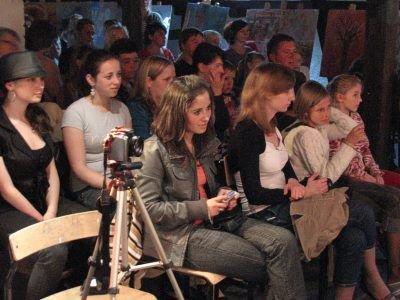 Publiczność wysłuchała 15 piosenek