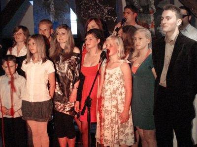 Uczestnicy koncertu