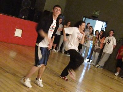Jordan Czopko i Kamila Osuch, tańcząc, oddali hołd zmarłemu Michaelowi Jacksonowi