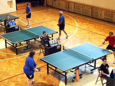 Trwający trzy dni turniej okazał się również dobrą zabawą towarzyską