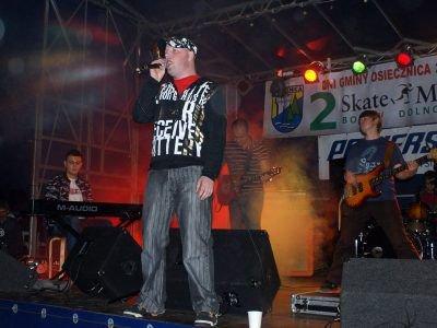 Gwiazdą imprezy był znany zespół RH+