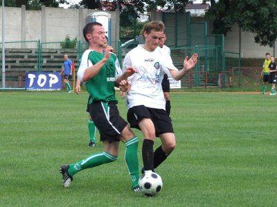 Mecz z Górnikiem Polkowice był pierwszym sparingiem BKS przed sezonem 2009/2010