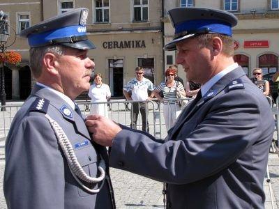 Od lewej: Wiesław Syrek i Artur Falkowski