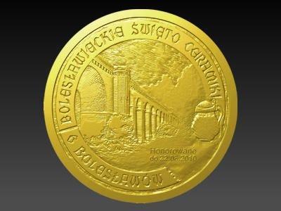 Projekt monety - awers