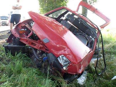 Fiat Cinquecento nadaje się do kasacji