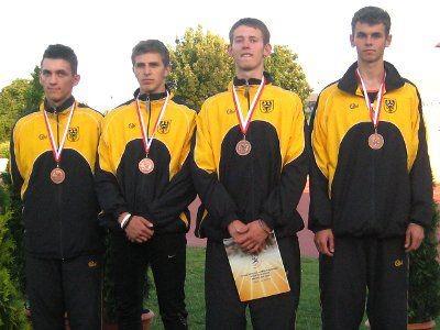 Lekkoatleci MKS Bolesłavia zdobyli brązowy medal na XV Ogólnopolskiej Olimpiadzie Młodzieży