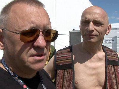Jurek Owsiak mówi, że Gliniada to działanie artystyczne z wyższej półki, z pomysłem
