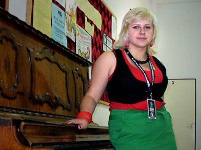 Mariola Kisielewicz, zastępca szefa biura festiwalowego mówi, że najważniejsze jest, by zaproszeni na warsztaty goście czuli się w Bolesławcu jak w domu