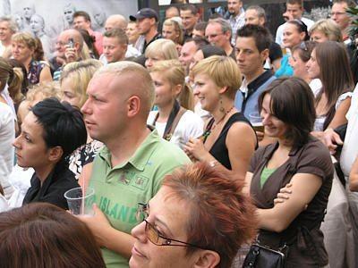 Na koncert przyszło wielu miłośników takiego rodzaju koncertu i wykonawcy trudnego do zaszufladkowania