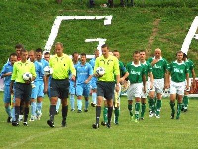 GKS Raciborowice i BKS Bobrzanie zmierzyli się w I rundzie Pucharu Polski