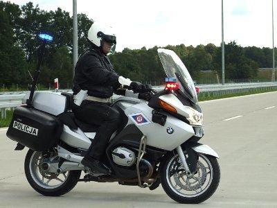 Przed takim motocyklem nie warto uciekać