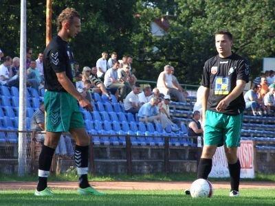 Kamil Mielnik i Tomasz Jasiński