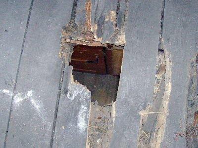 Remont dachu rozpocznie się jeszcze w sierpniu i potrwa do dwóch miesięcy