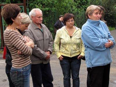 Członkowie Stowarzyszenia Pomocy Zwierzętom próbowali zablokować przewóz psów do schroniska w Białogardzie