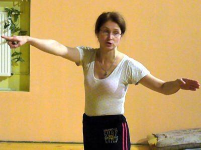 Wybrałam muzykę Piotra Rubika, bo znalazłam w niej wiele polskich tańców, oberków, kujawiaków, chodzonych – mówi Elżbieta Tor