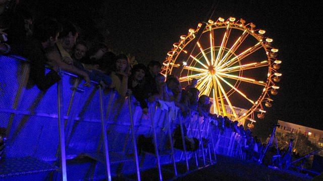 Koncert rozpoczął się z opóźnieniem, ale bolesławiecka publiczność nie mogła czuć się zawiedziona