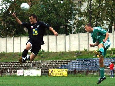 Chrystian Serkies w dwóch meczach zdobył już dwie bramki