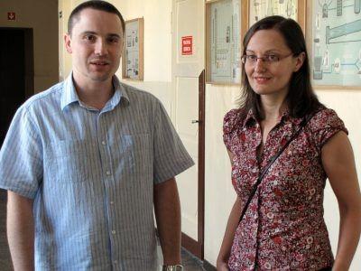 Aleksandra Termin i Wojciech Markiewicz