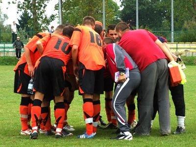 Piłkarze Twardego Świętoszów są liderem tabeli IV ligi dolnośląskiej
