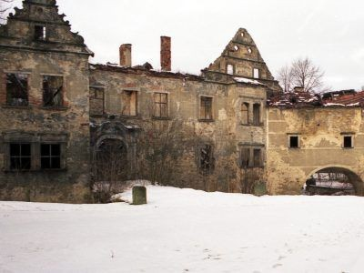 Warta Bolesławiecka, dwór w 2006 r.