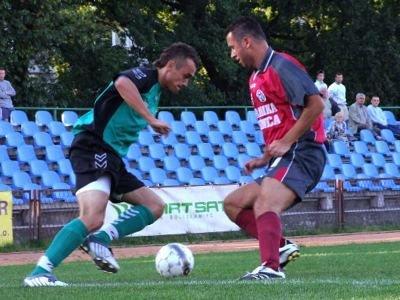 Chrystian Serkies w meczu z Pumą zaliczył hat tricka