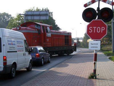 Przy ulicy Cieszkowskiego postawiono znaki stopu