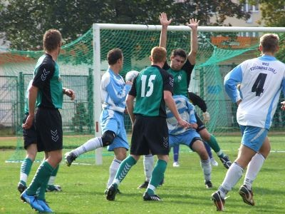 BKS pokonał MKS Szczawno Zdrój 2:0