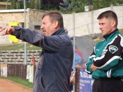 Leszek Dulat i Marek Przykłota