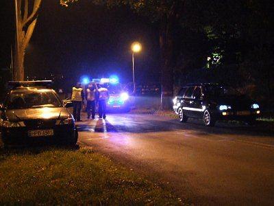 Policja ustala przebieg zdarzenia
