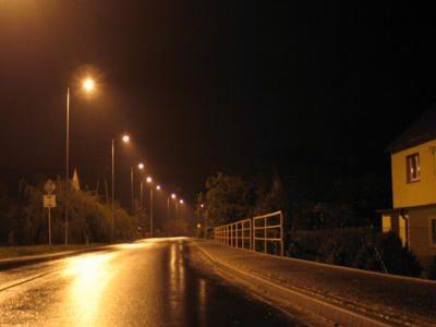 Oświetlenie w Warcie Bolesławieckiej