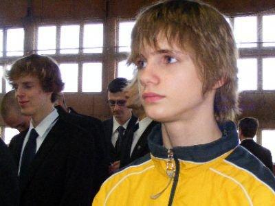 Kamil Serafin wywalczył kwalifikację do finałów Mistrzostw Polski Juniorów
