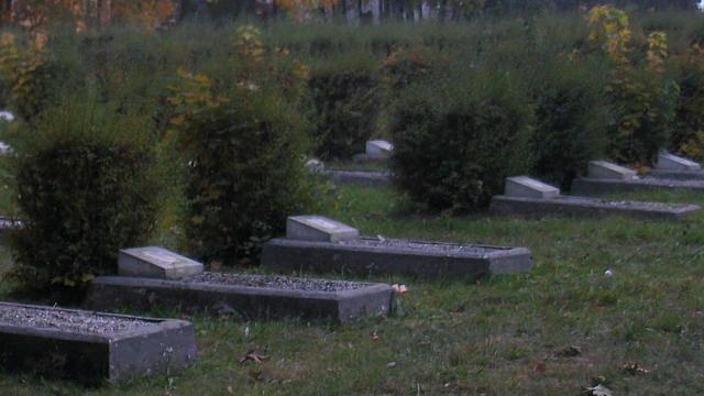 Cmentarz Żołnierzy Sowieckich na ulicy Lubańskiej w sąsiedztwie starego cmentarza katolickiego. Znajdują się tam groby żołnierzy 7 Korpusu Pancernego gwardii.