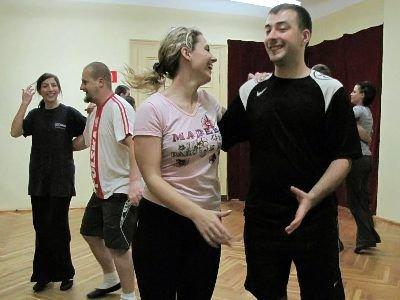 Taniec ludowy to przede wszystkim świetna zabawa