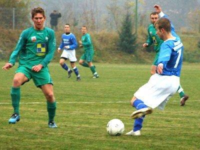 BKS przegrał z Chrobrym Nowogrodziec 0:1