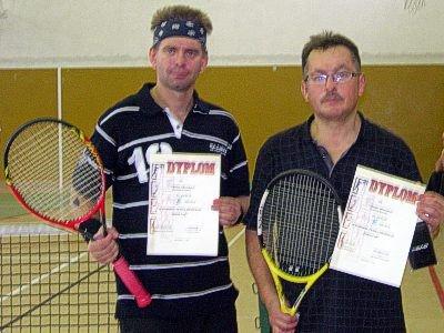 Tomasz Rzemek i Mirosław Sakowski