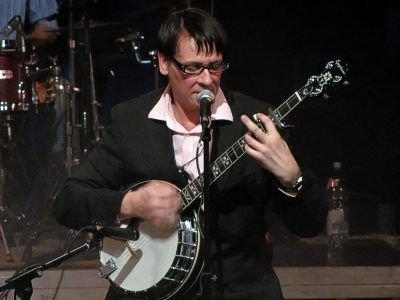 Tego wieczoru Maleńczuk grał chociażby na... banjo