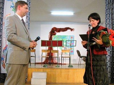 W uroczystości uczestniczyła była szefowa MDK i obecna dyrektorka BOK Ewa Lijewska