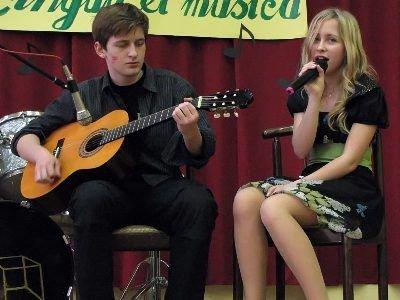 Alicja Kołacz i Piotr Celmer