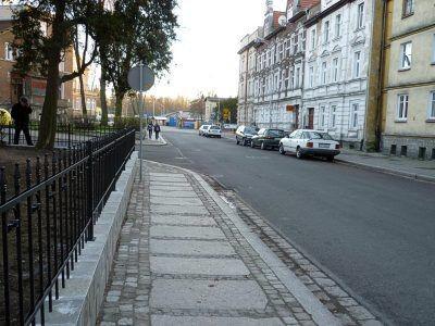 Ulica Komuny Paryskiej